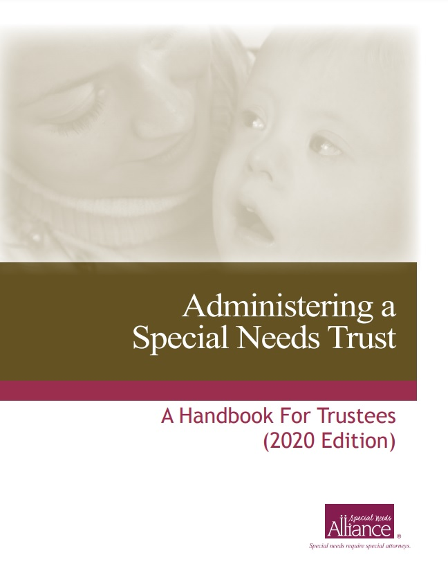 Administering a Special Needs Trust